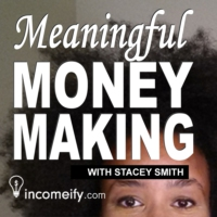 Logo of the podcast Meaningful Money Making