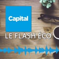 Logo of the podcast Le flash éco de Capital
