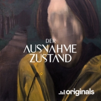 Logo of the podcast Der Ausnahmezustand - ein Deezer Originals Podcast