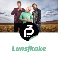Logo of the podcast NRK P3 – Lunsjkake