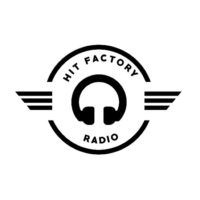 Logo of the podcast hit factory radio