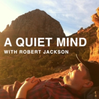Logo of the podcast A Quiet Mind