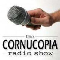 Logo du podcast Cornucopia Radio Podcast 61: The Origins of Comic Book Boy