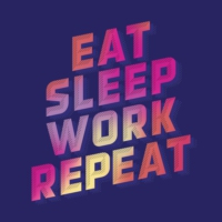 Logo of the podcast Eat Sleep Work Repeat