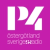 Logo of the podcast P4 Östergötland