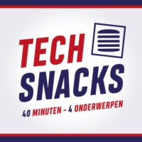 Logo of the podcast TechSnacks Podcast