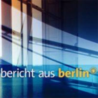 Logo of the podcast Bericht aus Berlin Video-Podcast