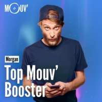 Logo du podcast Top Mouv' Booster 09.11.2018