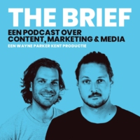 Logo du podcast The Brief - Een podcast over media, marketing en content