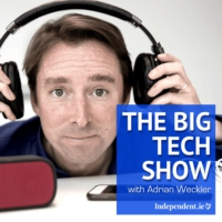 Logo of the podcast The Big Tech Show