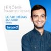 Logo of the podcast Europe 1 - Le fait médias du jour