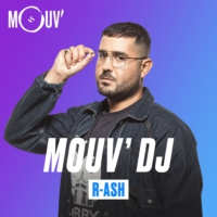 Logo du podcast Mouv' Live Club : R-Ash