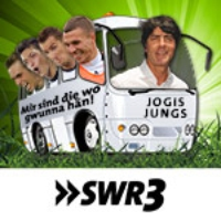Logo of the podcast Jogis Jungs | SWR3.de