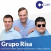 Logo of the podcast Grupo Risa