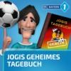 Logo of the podcast Jogis geheimes Tagebuch