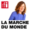 Logo of the podcast La marche du monde