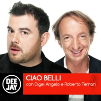 Logo du podcast Deejay Lab: il fan dei Nirvana