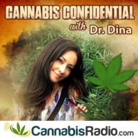Logo of the podcast Cannabis Confidential With Dr. Dina