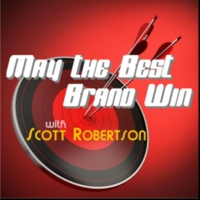 Logo of the podcast May The Best Brand Win