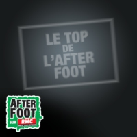"Logo of the podcast RMC : 13/10 - Le Top de l'Afterfoot : L'avis tranché de Daniel Riolo, ""Jean-Michel Aulas doit tout …"