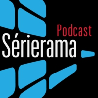 "Logo of the podcast Sérierama #40 : ""Au Service de la France"", le OSS 117 des séries ?"
