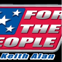 Logo of the podcast For The People W/Keith Alan