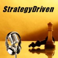 Logo of the podcast StrategyDriven Podcast Episode 46 – Your Leadership Off-Site is Wasting a Lot of People's Time