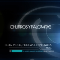 Logo of the podcast Churros  y Palomitas