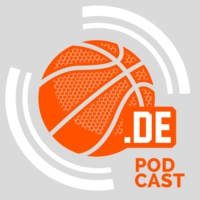 Logo of the podcast basketball.de-Podcast