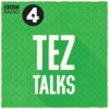 Logo of the podcast TEZ Talks