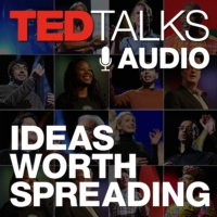 Logo of the podcast TEDTalks (audio)