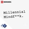 Logo of the podcast Millennial Mindf**k.