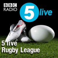 Logo of the podcast 5 live Rugby League