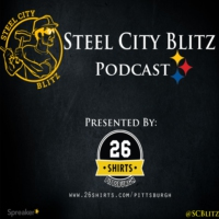 Logo of the podcast Steel CIty Blitz Podcast Episode 32