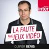 Logo of the podcast La faute aux jeux vidéo