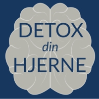 Logo of the podcast Detox Din Hjerne