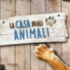 Logo of the podcast La casa degli animali