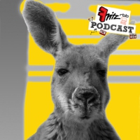 "Logo of the podcast ""Schiffbruch mit Känguru"""