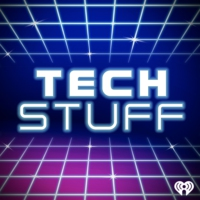 Logo of the podcast TechStuff