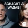 Logo of the podcast Schacht & Wasabi - der Deutschrap Podcast - PULS