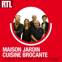 Logo of the podcast Maison Jardin Cuisine Brocante
