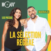 Logo du podcast La sélection Reggae - Selecta K-za