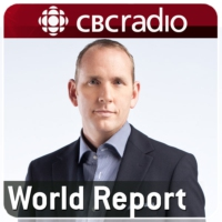 Logo du podcast CBC News: World Report for 2017/02/14