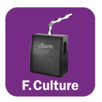 Logo of the podcast France Culture - Chanson boum