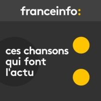 Logo of the podcast Ces chansons qui font l'actu. La rédemption de la culture homophobe