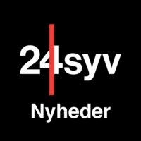 Logo of the podcast 24syv Nyheder