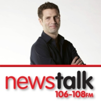 Logo of the podcast Newstalk - Futureproof with Jonathan McCrea