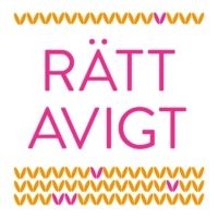 Logo of the podcast Rätt avigt