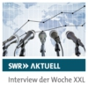 Logo of the podcast SWR Aktuell Interview der Woche XXL