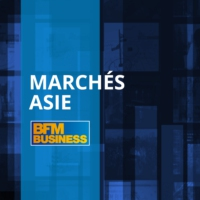 Logo of the podcast BFM : 23/02 - La chronique Marchés Asie de David Gaud